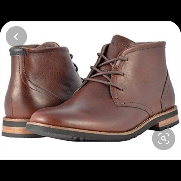 Rockport Shoes   Mens Chukka Boots